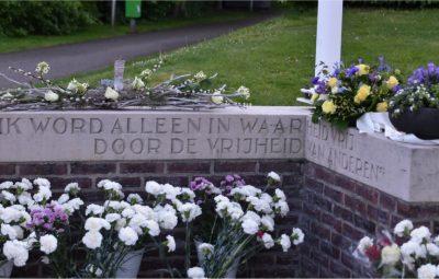 Dodenherdenking en 75 jaar Vrijheid.