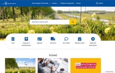 Nieuwe website Pijnacker-Nootdorp.