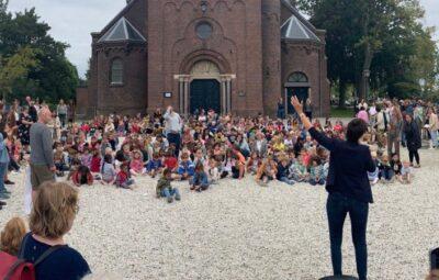 Jubileumjaar Casaschool geopend.