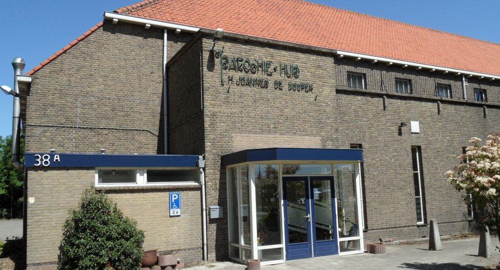 Parochiehuis gemeentelijk monument ?.