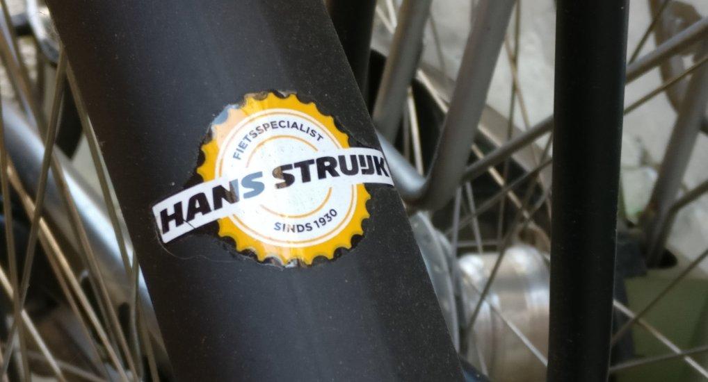 Hans Struijk Fietsen Failliet.