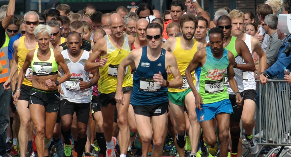 Oostland halve Marathon.