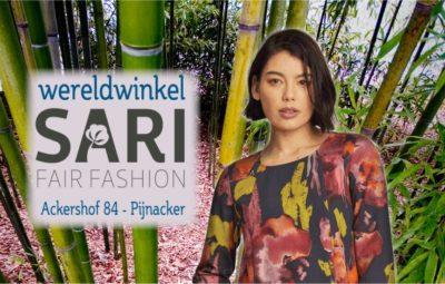 Fair Fashion dagen Wereldwinkel.