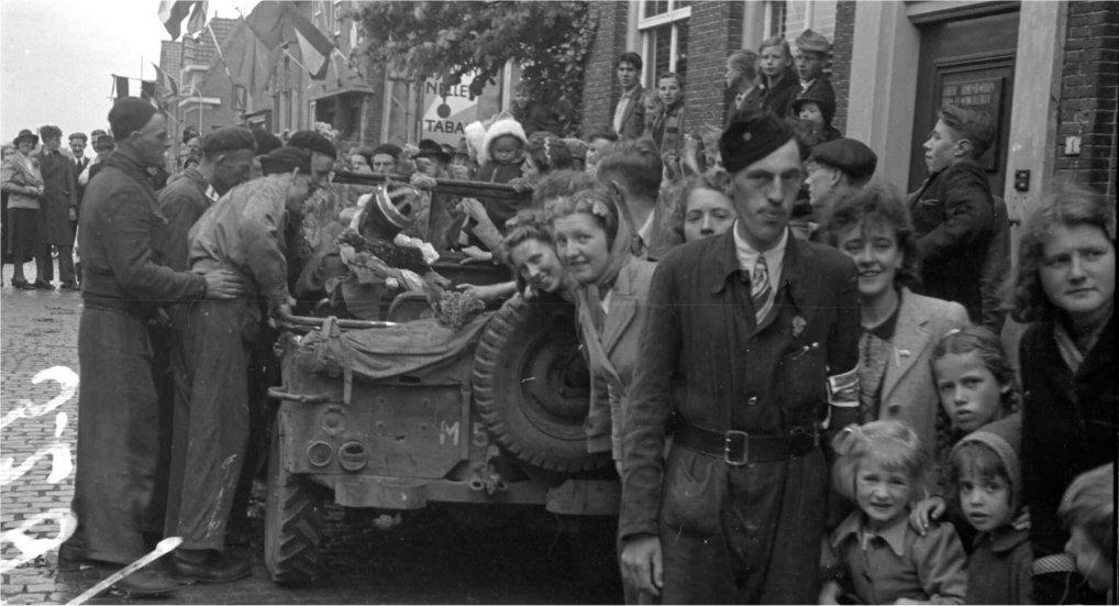 Provincie Zuid-Holland zoekt foto's uit WO2.