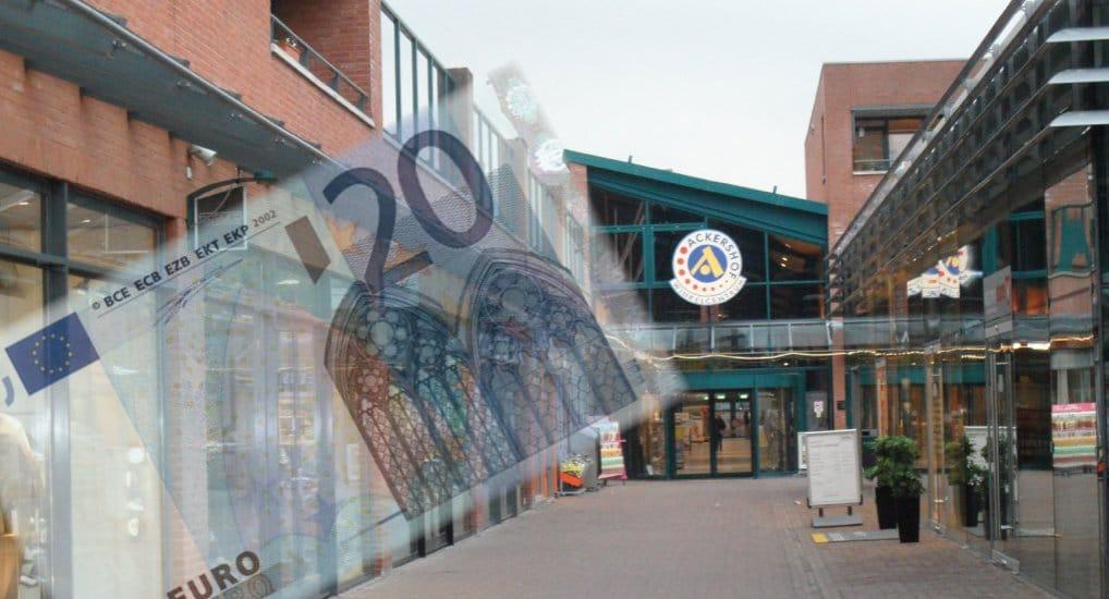 Valse 20 euro biljetten in omloop.