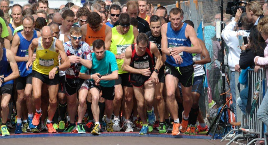 Oostland Halve Marathon 2015.