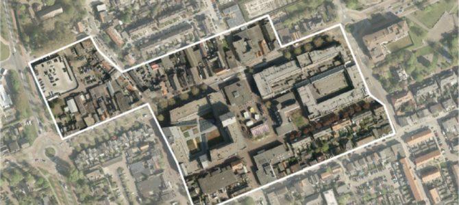 Denk mee over Pijnacker centrum.
