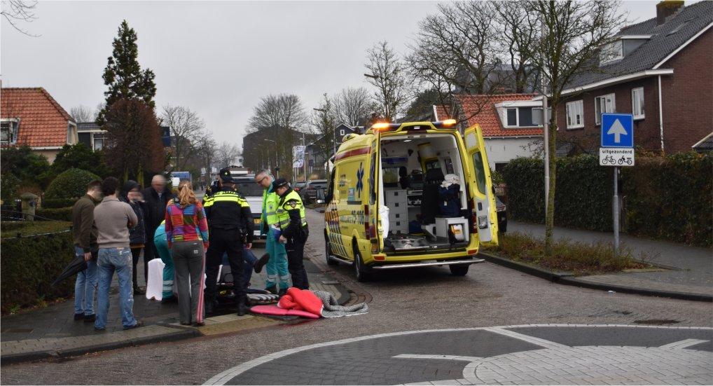 Ongeval Kerkweg-Korteweg