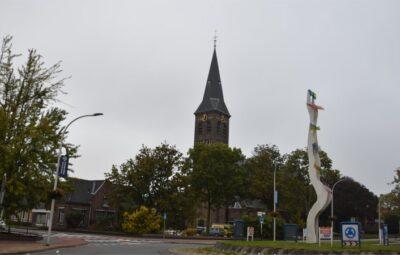 Antennes RK Kerk worden vervangen.