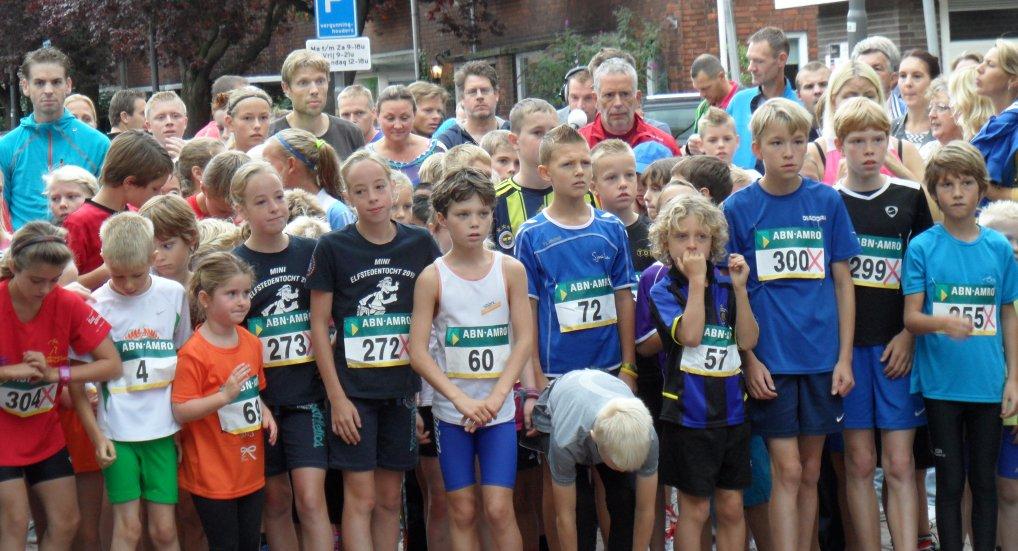 Sportiefste school gezocht in Oostland.