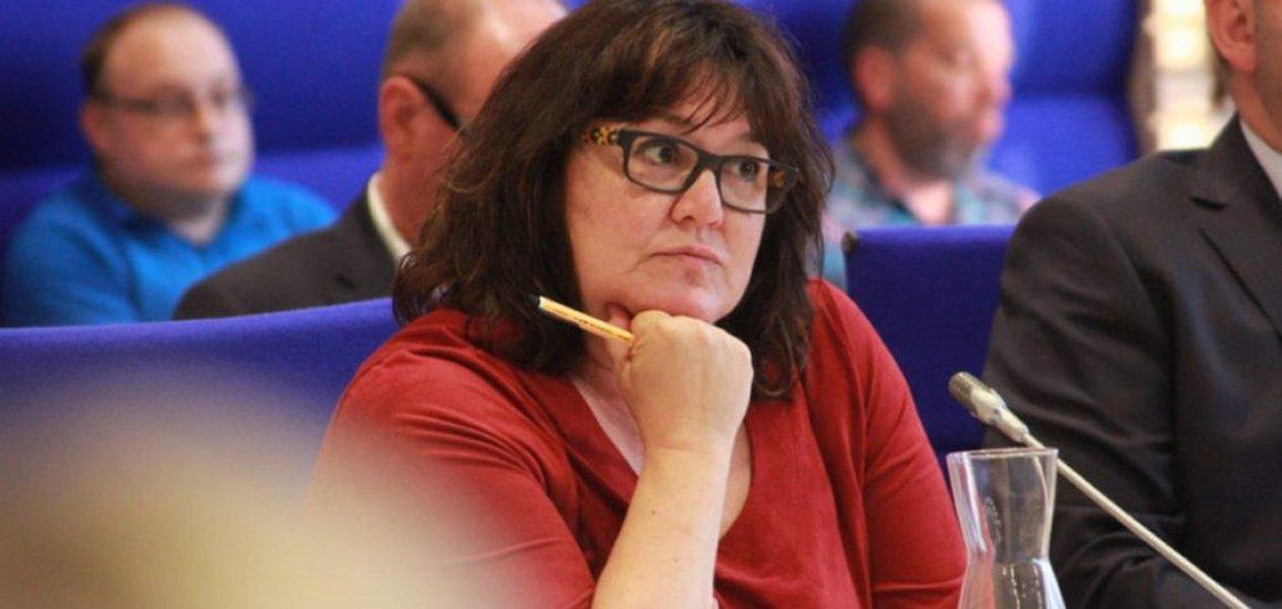 Hanneke vd Gevel treedt af als wethouder.