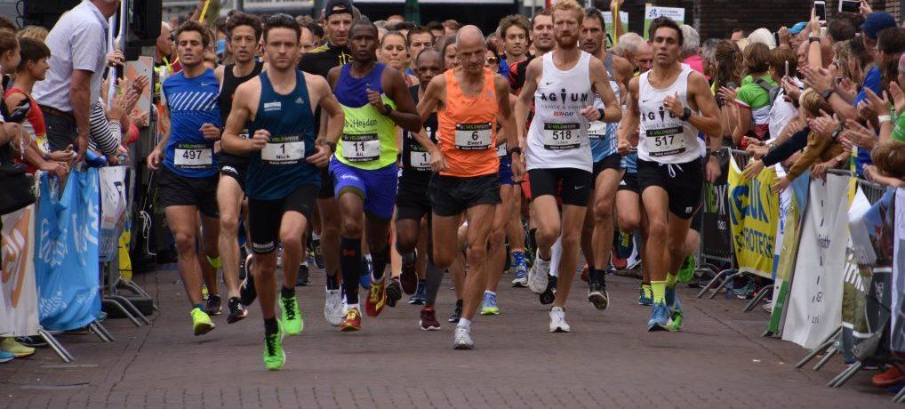 Halve Marathon Oostland in Pijnacker.