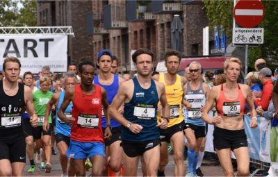 Halve Marathon Oostland naar 2021.