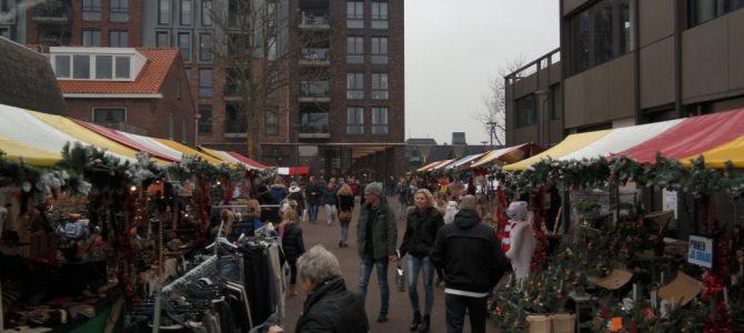 Zaterdag is er weer Kerstmarkt.