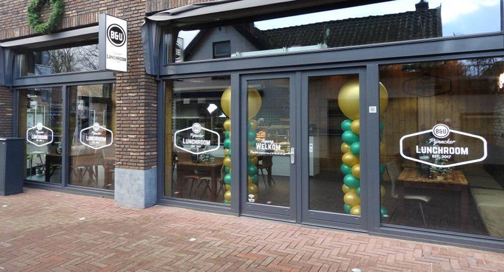 Nieuwe lunchroom B&U Ackershof2.