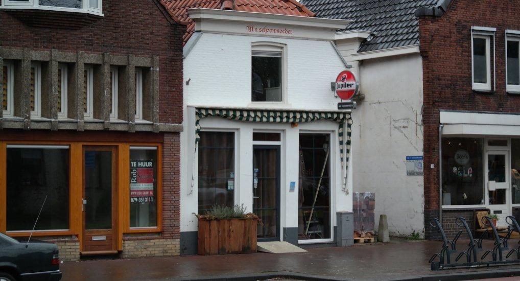m'n Schoonmoeder wordt Cafe de Nieuwe Oude Slof.