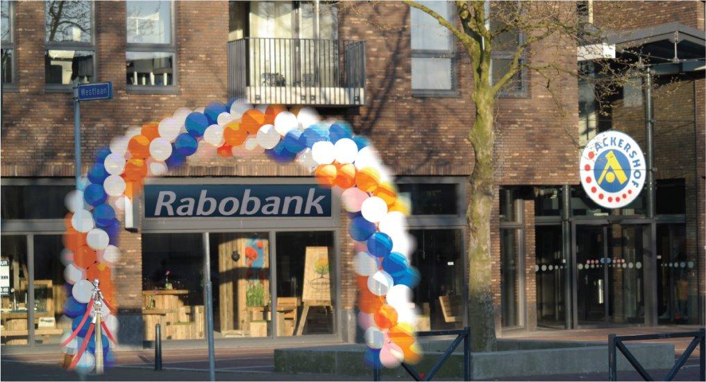 Opening Rabobank 19 Oktober 2015.