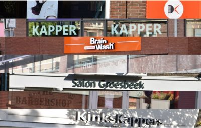 Kappers centrum weer open.