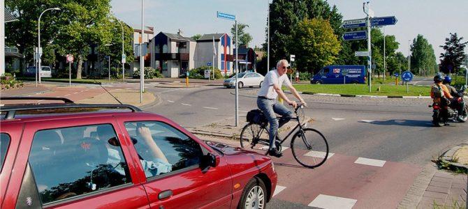 Verkeersveiligheid op rotonde's