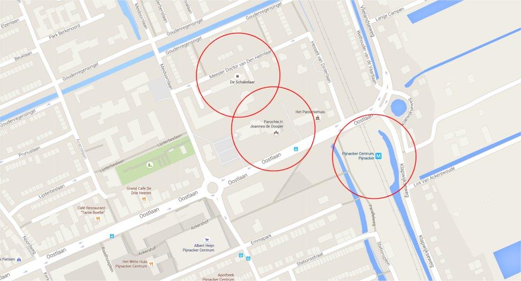 Vuurwerkvrije zone's in het Centrum