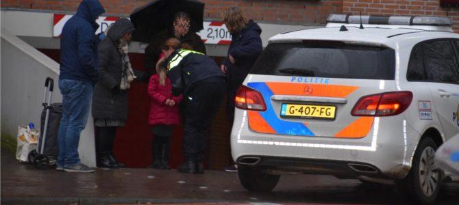 Aanrijding zebrapad Emmastraat/Oostlaan.