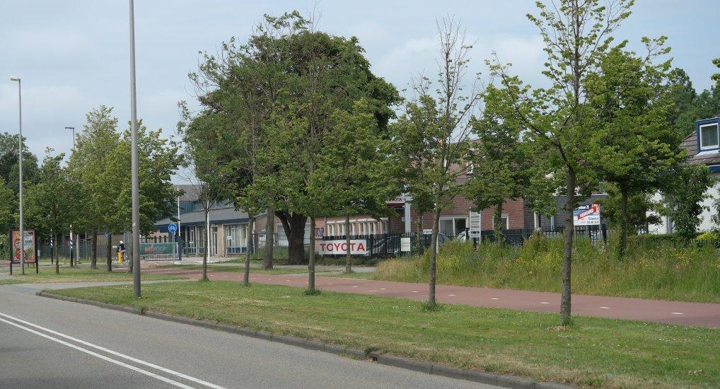 Laad en Loshaven Europalaan.