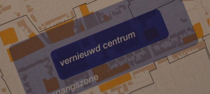 Ontwerpbeeldkwaliteitsplan centrum ter inzage.