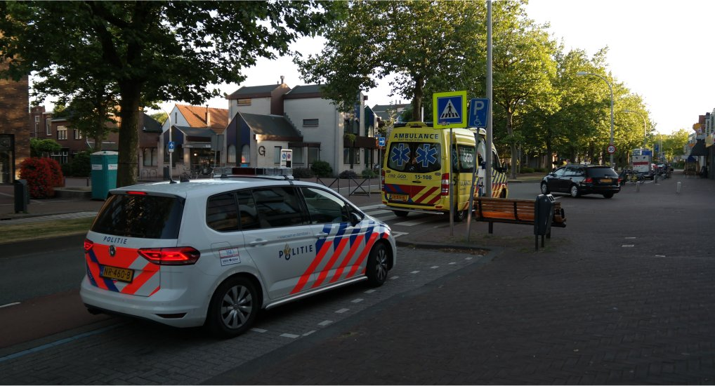 Getuigen mishandeling Oostlaan gezocht.