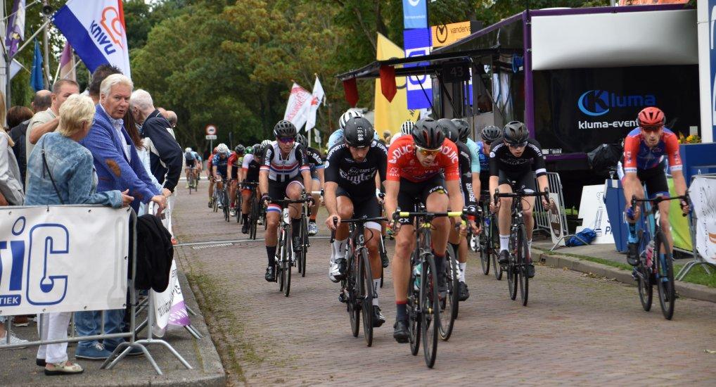 Ronde van Pijnacker in het centrum.
