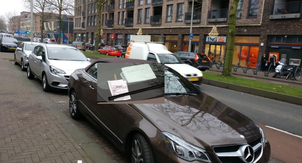 Gedoogbeleid parkeren centrum voorbij.