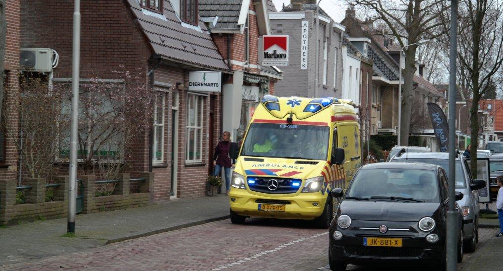 Ambulance bij dierenarts Stationsstraat