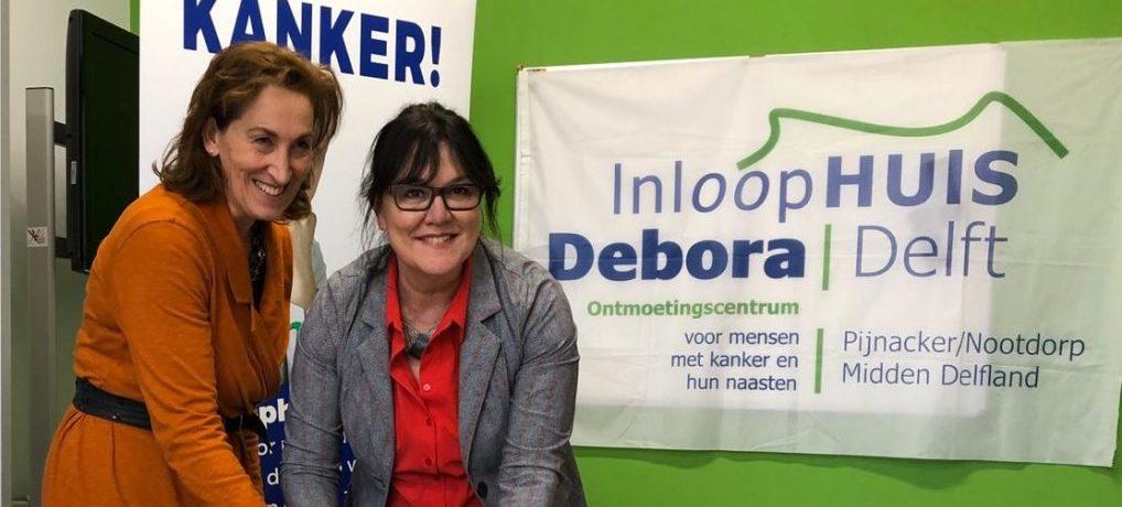 Inloophuis Debora officieel geopend.