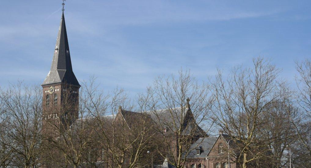 Onderhoud en restauratie RK Kerk.