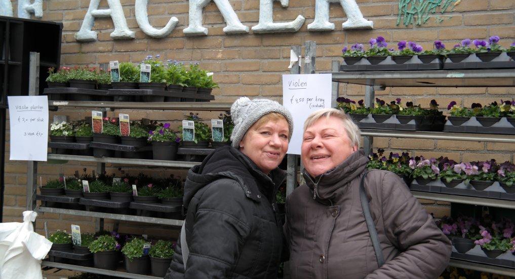 Rommelmarkt / Braderie de Poort.