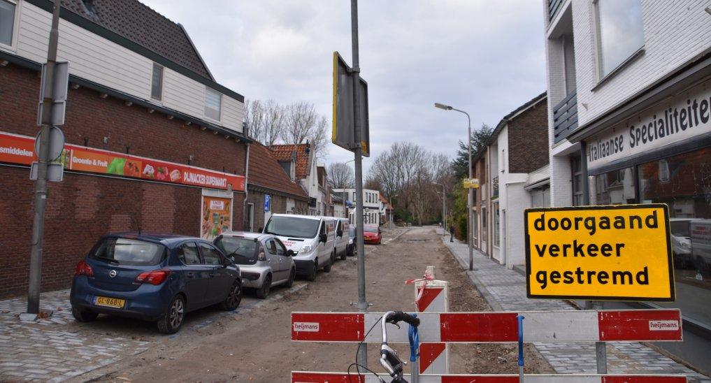 Noordweg afgemaakt in 2019.