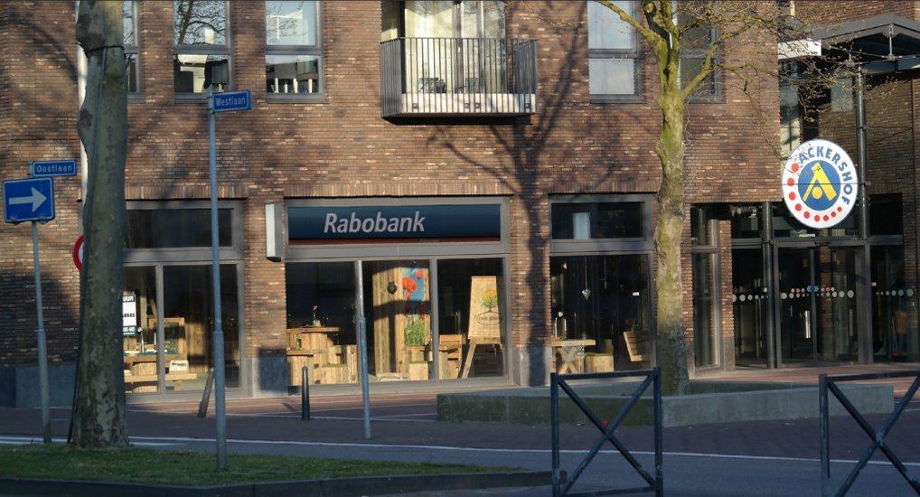 Rabobank vanaf 1 Juni de sleutel.