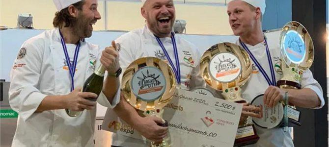 Bakkers worden wereldkampioen.