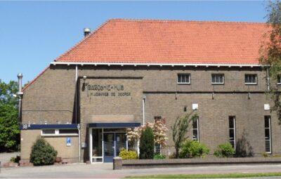 Flinke stelpost Cultuurhuis Pijnacker.