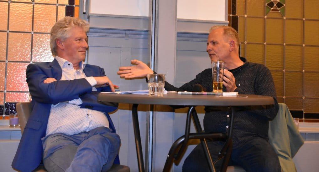 Ongedwongen interview met Peter Tetteroo.