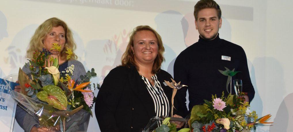 Ondernemersprijs voor PLUS Sabine Zondag