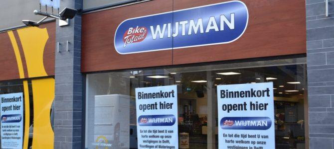 Metamorfose Bike Totaal Wijtman begonnen.
