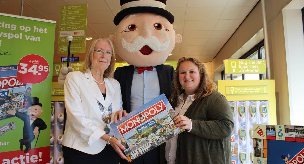 Pijnacker Monopoly vanaf zondag te koop.