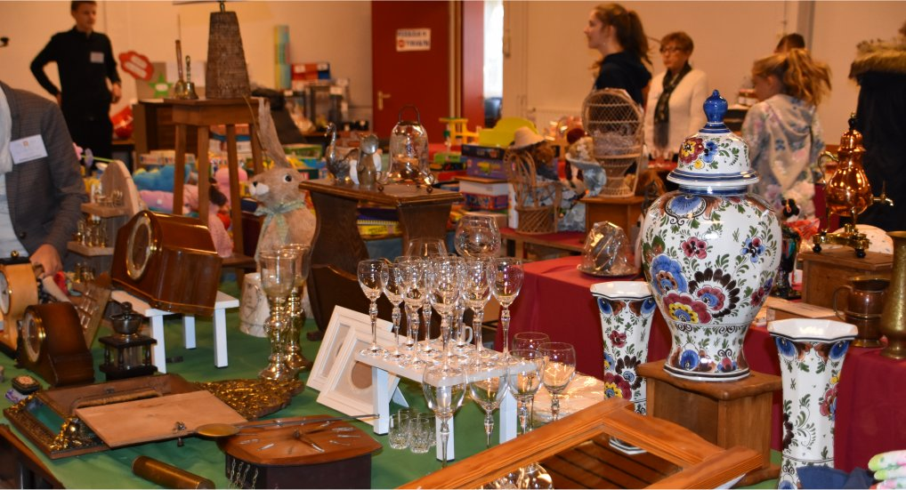 Laatste Bazaar in de Acker.