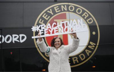 Jose Flaton en de Kracht van Feyenoord.