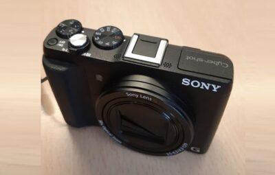 Camera in parkeergarage Ackershof.
