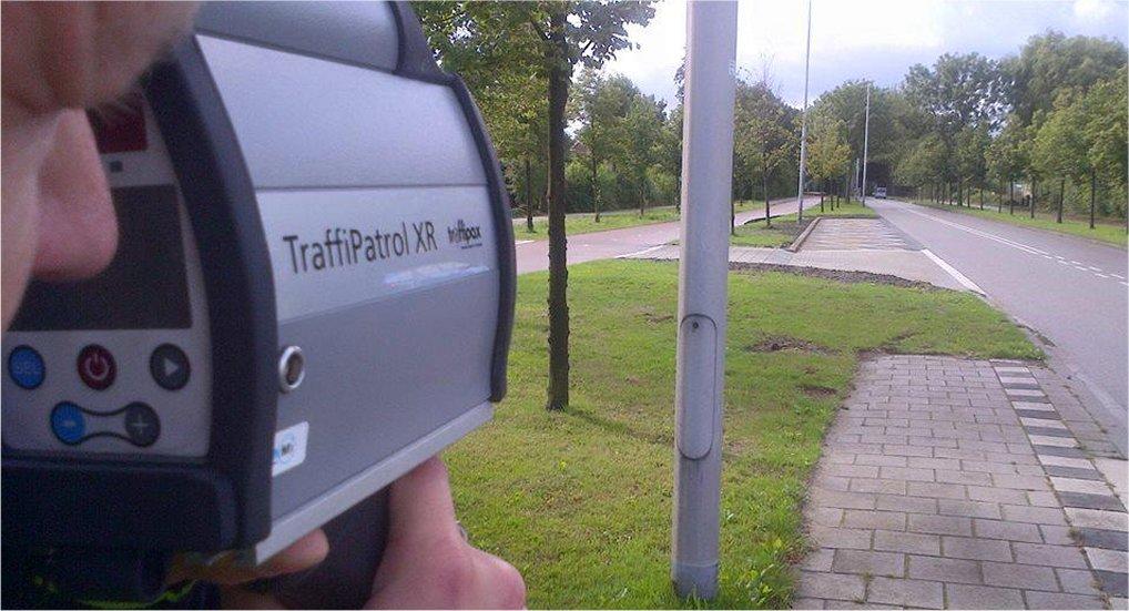 Snelheidscontroles politie Pijnacker