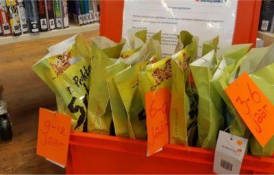 Bibliotheekpakket bij Van Atten.