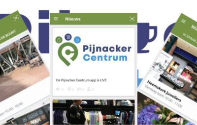 Download de Pijnacker-Centrum APP